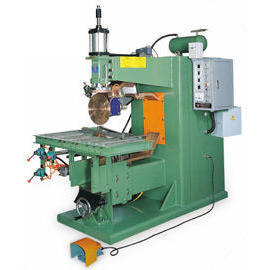 Air Hydraulic Pressure Automatic Seam Welder_Heating Plate Seam Welder