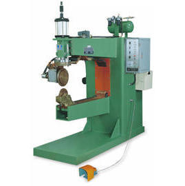 Air Hydraulic Pressure Automatic Seam Welder_Vertical Seam Welder