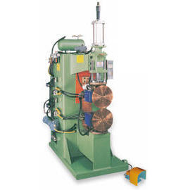 Air Hydraulic Pressure Automatic Seam Welder_Horizontal Air-Hydraulic Pressure S