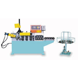 Fully-automatic Coil Winding Machine_Hydraulic Type Auto Curling Machine