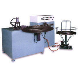 Whole Plant Equipment for Electric Fan Guard_Automatic Spiral Coil Winding Machi