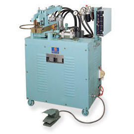 Whole Plant Equipment for Electric Fan Guard_Butt Welding Machine