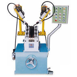 Automation Burning Welder Machine_Double Gun Type Straightening Weld Auto Table