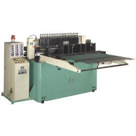 Multi-spot Welding Machine_Double-column Network Multi-spot Welding Machine