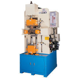 Electrical Heating Upsetter (Vertical Type Single Head)