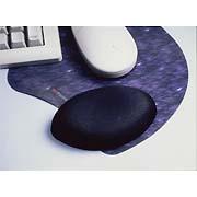 Moveable Mouse Pad With Wrist Rest (Передвижные Коврик для мыши с запястий)