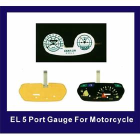 EL Gauges for Motorcyle (EL датчиков для МОТОЦИКЛАХ)