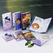 CD-Album-PP mit farbigen Offsetdruck (CD-Album-PP mit farbigen Offsetdruck)