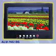 ALM 70S1BS 7`` TFT-LCD MONITOR (АЛМ 70S1BS 7``TFT-LCD монитор)