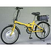 Electric Vehicles- Electric Foldable bicycle