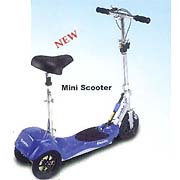 Electric Vehicles- Electric Scooter