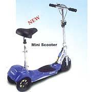 Electric Vehicles- Electric Scooter (Электрический транспорт-электрический скутер)