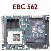 Embedded Computer - EBC 562 - 5.25`` Embedded Computer Socket 370 Celeron™ (Встроенный компьютер - EBC 562 - 5,25``встраиваемый компьютер Socket 370 Celeron)