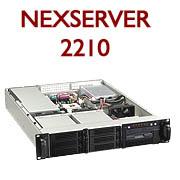 ATX Server - NEXSERVER 2210 - Dual CPU SCSI-RAID 2U Server (ATX Server - NEXSERVER 2210 - Процессор Dual SCSI RAID-сервер 2U)