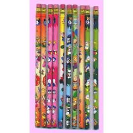 HB pencil (НВ карандашом)