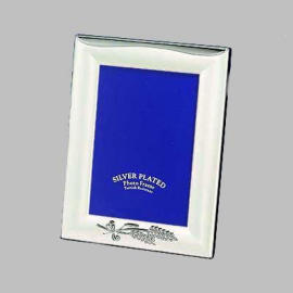 silver plated photo frame, art & gift, souvenir