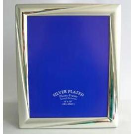 silver plated photo frame, metal photo frame & picture (silver frame plaqué photo, photo de la charpente métallique & Photo)