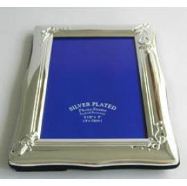 silver plated photo frame, gift, souvenir