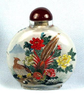 printed snuff bottle, giftsware,arts and crafts