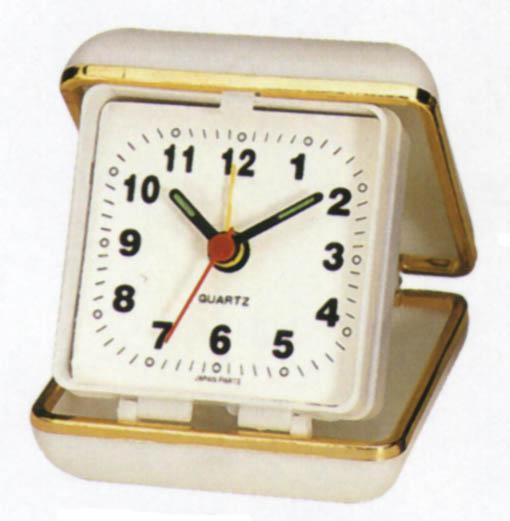 travel clock, alarm clock (Voyage d`horloge, réveil)