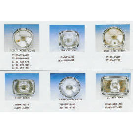 Head Lamp Assy for Motorcycle