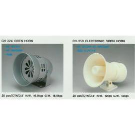 Car Siren Horn,Electronic Siren Horn| (Сирена автомобиля Роге, электронные сирены Рог |)