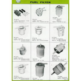 Fuel Filter for Auto/Moto.