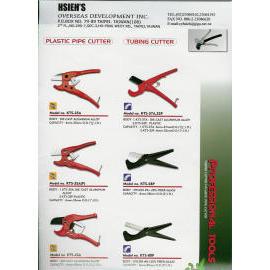 Plastic pipe cutter/Pvc pipe cutter