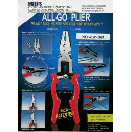 All-Go Plier(Multi-Purpose Functions) (Все-го Plier (Multi-Purpose функций))