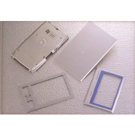Aluminum Alloy Frame for PDA (Aluminum Alloy Frame für PDA)