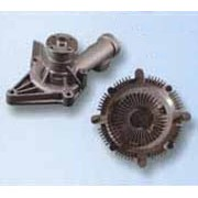 Water Pump&Fan Clutch (Pompe à eau & Fan Clutch)