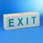 Exit Lights And Emergency Direction Lights
