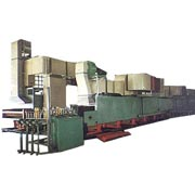 NBR-PVC TUBES CONTINUANCE 4-LEVEL THERMAL CONTROL STOVE CONVEYOR