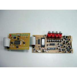 5.1 CH Pre-Amplifier Kit (5.1 CH Préamplificateur Kit)