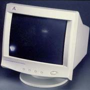 Model 4V 14`` Color SVGA Monitor (Модели 4V 14``цвет SVGA Монитор)