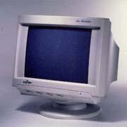 Model 9S/14S 9`` / 14`` Mono SVGA Monitor (Модели 9S/14S 9``/ 14``Mono SVGA Монитор)