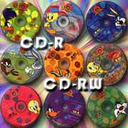 CD-R & CD-RW Disc