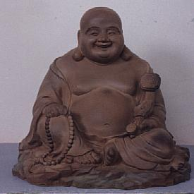 C002/ Fortune-Giving Wealth Budda