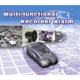 Multi-Functional Recorder Alarm (Patent No. M272170) (Многофункциональная Recorder Alarm (патент   M272170))