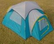 Tent - Dome Tent With Side