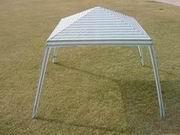 Tent - Outdoor Camper`s Canopy (Zelt - Outdoor Camper Canopy)