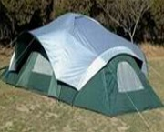 Tent - Four Room Dome Tent