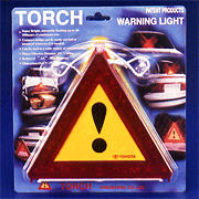 TO-201 Warning Light Triangle
