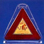 Standard-sized Warning Light Triangle