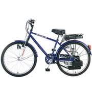 RB-12 Motor Assisted Sports Bicycle