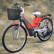 RM-01 Baron Motor Assisted Bicycle