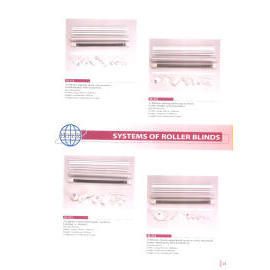 SYSTEMS OF ROLLER BLINDS (СИСТЕМЫ шторы)