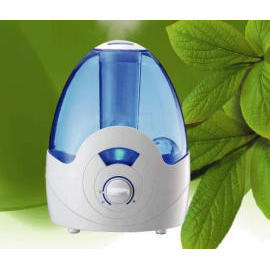 Stylish Ultrasonic Humidifier with Negative Ions