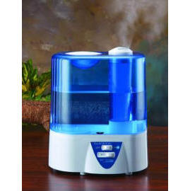 Evaporate Humidifier with Negative Ions