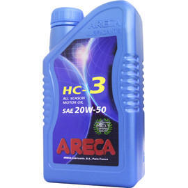 ARECA HC-3 20W-50 All Season Motor Oil (ARECA HC-3 20W-50 All Season Моторные масла)